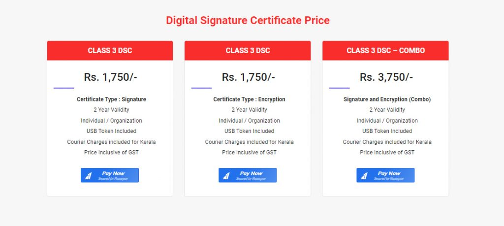 Digital Signature Certificate price plan of Ourtaxpartner.com. We provide the best price for DSC in Kerala. The customers can pay through online, Credit Card or Debit Card etc. DSC best price in Kochi, Kerala. apply digital signature certificate, apply for digital signature certificate, apply for digital signature certificate online, buy digital signature, buy dsc online, buy dsc token, buy dsc token online, capricorn dsc price, cheap digital signature certificate, class 1 dsc price, class 2 digital signature online, class 2 digital signature price, class 2 dsc price, class 3 digital certificate, class 3 digital signature, class 3 digital signature certificate online, class 3 digital signature certificate price, class 3 digital signature cost, class 3 digital signature for e tendering, class 3 digital signature for e tendering price, class 3 digital signature online, class 3 digital signature price, class 3 digital signature with encryption, class 3 dsc, class 3 dsc charges, class 3 dsc online, class 3 dsc price, class 3 organisation dsc, class 3 signature, class 3b digital signature, class three digital signature, cost of class 3 dsc, cost of dsc class 2, dgft dsc price, Digital Signature Certificate, Digital Signature Certificate (DSC) in Adoor, Digital Signature Certificate (DSC) in Alappuzha, Digital Signature Certificate (DSC) in Aluva, Digital Signature Certificate (DSC) in Angamaly, Digital Signature Certificate (DSC) in Anthoor, Digital Signature Certificate (DSC) in Attingal, Digital Signature Certificate (DSC) in Ayyappankavu, Digital Signature Certificate (DSC) in Chalakkudy, Digital Signature Certificate (DSC) in Changanacherry, Digital Signature Certificate (DSC) in Chavakkad, Digital Signature Certificate (DSC) in Chengannur, Digital Signature Certificate (DSC) in Cheranalloor, Digital Signature Certificate (DSC) in Cherpulassery, Digital Signature Certificate (DSC) in Cherthala, Digital Signature Certificate (DSC) in Chilavannur, Digital Signature Certificate (DSC) in Chittur-Tattamangalam, Digital Signature Certificate (DSC) in Edappally, Digital Signature Certificate (DSC) in Elamakkara, Digital Signature Certificate (DSC) in Elamkulam, Digital Signature Certificate (DSC) in Eloor, Digital Signature Certificate (DSC) in Erattupetta, Digital Signature Certificate (DSC) in Ernakulam, Digital Signature Certificate (DSC) in Ettumanoor, Digital Signature Certificate (DSC) in Feroke, Digital Signature Certificate (DSC) in Fort Kochi, Digital Signature Certificate (DSC) in Guruvayoor, Digital Signature Certificate (DSC) in Haripad, Digital Signature Certificate (DSC) in High Court Junction, Digital Signature Certificate (DSC) in Idukki, Digital Signature Certificate (DSC) in Irinjalakuda, Digital Signature Certificate (DSC) in Iritty, Digital Signature Certificate (DSC) in Kacheripady, Digital Signature Certificate (DSC) in Kadavanthra, Digital Signature Certificate (DSC) in Kakkanad, Digital Signature Certificate (DSC) in Kalamassery, Digital Signature Certificate (DSC) in Kaloor, Digital Signature Certificate (DSC) in Kalpetta, Digital Signature Certificate (DSC) in Kanhangad, Digital Signature Certificate (DSC) in Kannur, Digital Signature Certificate (DSC) in Karunagapally, Digital Signature Certificate (DSC) in Kasaragod, Digital Signature Certificate (DSC) in Kathrikadavu, Digital Signature Certificate (DSC) in Kattappana, Digital Signature Certificate (DSC) in Kayamkulam, Digital Signature Certificate (DSC) in Kodungallur, Digital Signature Certificate (DSC) in Koduvally, Digital Signature Certificate (DSC) in Kollam, Digital Signature Certificate (DSC) in Kondotty, Digital Signature Certificate (DSC) in Koothattukulam, Digital Signature Certificate (DSC) in Koothuparamba, Digital Signature Certificate (DSC) in Kothamangalam, Digital Signature Certificate (DSC) in Kottakkal, Digital Signature Certificate (DSC) in Kottarakkara, Digital Signature Certificate (DSC) in Kottayam, Digital Signature Certificate (DSC) in Koyilandy, Digital Signature Certificate (DSC) in Kozhikode, Digital Signature Certificate (DSC) in Kunnamkulam, Digital Signature Certificate (DSC) in Malappuaram, Digital Signature Certificate (DSC) in Mamangalam, Digital Signature Certificate (DSC) in Mananthavadi, Digital Signature Certificate (DSC) in Manjeri, Digital Signature Certificate (DSC) in Mannarkkad, Digital Signature Certificate (DSC) in Maradu, Digital Signature Certificate (DSC) in Mattancherry, Digital Signature Certificate (DSC) in Mattannur, Digital Signature Certificate (DSC) in Mavelikkara, Digital Signature Certificate (DSC) in Menaka, Digital Signature Certificate (DSC) in MG Road, Digital Signature Certificate (DSC) in Mukkam, Digital Signature Certificate (DSC) in Muvattupuzha, Digital Signature Certificate (DSC) in Nedumangad, Digital Signature Certificate (DSC) in Neyyattinkara, Digital Signature Certificate (DSC) in Nilambur, Digital Signature Certificate (DSC) in Nileshwaram, Digital Signature Certificate (DSC) in North-Paravoor, Digital Signature Certificate (DSC) in Ottappalam, Digital Signature Certificate (DSC) in Pachalam, Digital Signature Certificate (DSC) in Palai, Digital Signature Certificate (DSC) in Palakkad, Digital Signature Certificate (DSC) in Palarivattom, Digital Signature Certificate (DSC) in Pallimukku, Digital Signature Certificate (DSC) in Palluruthy, Digital Signature Certificate (DSC) in Panampilly Nagar, Digital Signature Certificate (DSC) in Pandalam, Digital Signature Certificate (DSC) in Panoor, Digital Signature Certificate (DSC) in Parappanangadi, Digital Signature Certificate (DSC) in Paravur, Digital Signature Certificate (DSC) in Pathanamthitta, Digital Signature Certificate (DSC) in Pattambi, Digital Signature Certificate (DSC) in Payyannur, Digital Signature Certificate (DSC) in Payyoli, Digital Signature Certificate (DSC) in Perinthalmanna, Digital Signature Certificate (DSC) in Perumanoor, Digital Signature Certificate (DSC) in Perumbavoor, Digital Signature Certificate (DSC) in Piravom, Digital Signature Certificate (DSC) in Ponnani, Digital Signature Certificate (DSC) in Punalur, Digital Signature Certificate (DSC) in Ramanattukara, Digital Signature Certificate (DSC) in Ravipuram, Digital Signature Certificate (DSC) in Shornur, Digital Signature Certificate (DSC) in Sreekandapuram, Digital Signature Certificate (DSC) in Sultan-Bathery, Digital Signature Certificate (DSC) in Tanur, Digital Signature Certificate (DSC) in Thalassery, Digital Signature Certificate (DSC) in Thaliparamba, Digital Signature Certificate (DSC) in Thammanam, Digital Signature Certificate (DSC) in Thodupuzha, Digital Signature Certificate (DSC) in Thoppumpady, Digital Signature Certificate (DSC) in Thrikkakara, Digital Signature Certificate (DSC) in Thripunithura, Digital Signature Certificate (DSC) in Thrissur, Digital Signature Certificate (DSC) in Tirur, Digital Signature Certificate (DSC) in Tirurangadi, Digital Signature Certificate (DSC) in Tiruvalla, Digital Signature Certificate (DSC) in Vaduthala, Digital Signature Certificate (DSC) in Vaikom, Digital Signature Certificate (DSC) in Valanchery, Digital Signature Certificate (DSC) in Valanjambalam, Digital Signature Certificate (DSC) in Vallarpadam, Digital Signature Certificate (DSC) in Varkala, Digital Signature Certificate (DSC) in Vatakara, Digital Signature Certificate (DSC) in Vyttila, Digital Signature Certificate (DSC) in Wadakkancheri, Digital Signature Certificate (DSC) in Wayanad, Digital Signature Certificate (DSC) in Willingdon Island, digital signature certificate agency, digital signature certificate apply online, digital signature certificate charges, digital signature certificate class 3 price, digital signature certificate for trademark registration, digital signature certificate online, digital signature certificate online apply, digital signature certificate price, Digital Signature Certificate provider in Kochi, digital signature certificate renewal, digital signature certificate renewal online, digital signature class 3 online, digital signature for e tendering, Digital Signature in Kerala, digital signature online renewal, digital signature price class 2, digital signature price class 3, digital signature renewal, digital signature renewal online, digital signature token price, dsc 3 certificate, dsc application online, dsc certificate cost, dsc certificate online, dsc certificate price, dsc class 3 charges, dsc class 3 signature, dsc class 3 with encryption price, DSC in Kerala, dsc online registration, dsc online renewal, dsc price class 2, dsc renewal, dsc renewal near me, DSC Service provider in Kochi, dsc signature, dsc signature online, dsc signature price, dsc token, dsc token buy, dsc token online, dsc token price, dsc token price bulk purchase, dsc token purchase, dsc usb token price, emudhra digital signature agency, emudhra digital signature fees, emudhra digital signature price, emudhra dsc token price, emudhra usb token, epass dsc token, obtain digital signature, obtain digital signature certificate, online dsc certificate, online dsc class 2, online dsc renewal, personal digital signature certificate, purchase digital signature certificate, renew digital signature certificate online, renew dsc online, sectigo document signing certificate, token for dsc, usb token for digital signature, usb token for digital signature price, usb token for dsc, usb token for dsc price, watchdata proxkey token price