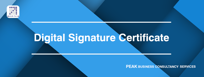 Buy and renew Digital Signature Certificate (DSC) Online